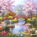 Paint By Numbers Kit Fairyland - Paint By Numbers Kit Shop