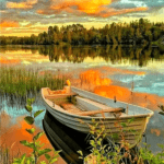 Paint by Numbers Kit Landscape Scenery - Paint By Numbers Kit Shop